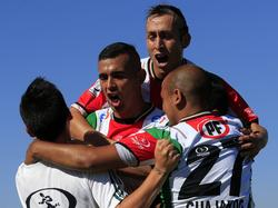 Palestino de Chile derrotó 0-1 a Zamora en Copa Libertadores. (Foto: Getty)