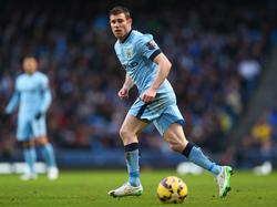 Soll bei City verlängern: James Milner