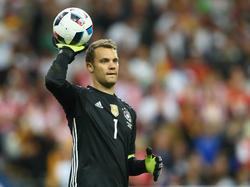 Manuel Neuer liderará a la 'Maanschaft'. (Foto: Getty)