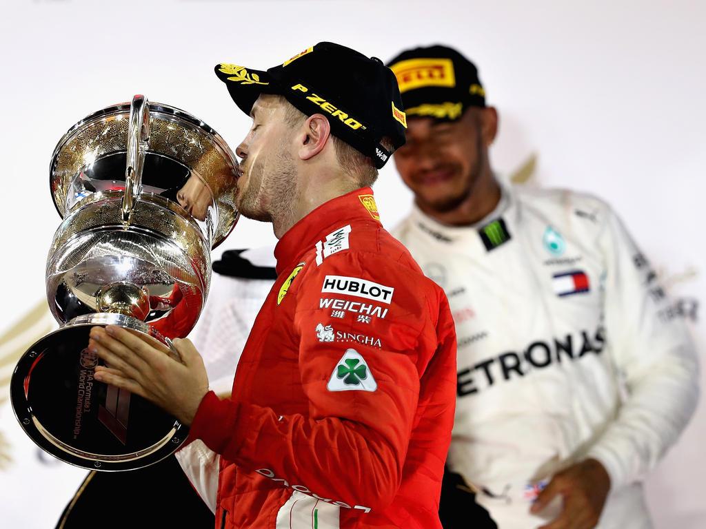 Traumstart in die Saison: Sebastian Vettel gewann beide Rennen der bisherigen Formel-1-Saison