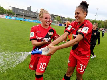 Bayer Leverkusen hat die Rückkehr in die Frauen-Bundesliga perfekt gemacht