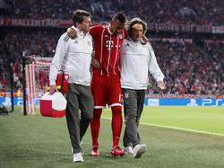Jérôme Boateng fällt für den Rest der Saison aus