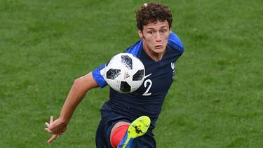 Benjamin Pavard sorgt bei der WM für große Aufmerksamkeit