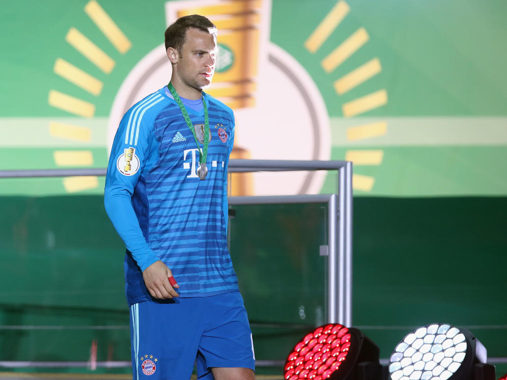 Manuel Neuer und der FC Bayern München mussten sich zuletzt im Finale geschlagen geben