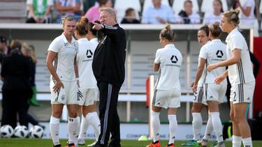 Die DFB-Frauen setzten sich problemlos gegen Italien durch
