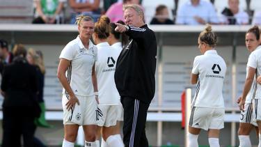 Bleibt noch länger Trainer der DFB-Frauen: Horst Hrubesch