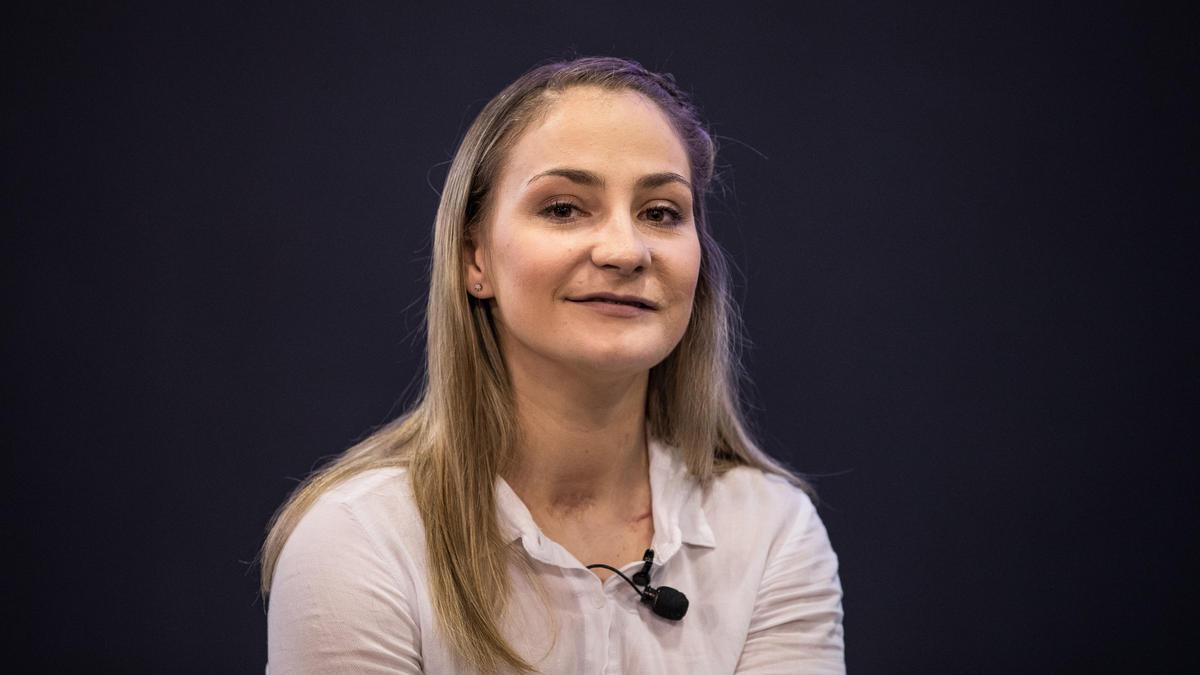 Kristina Vogel wird als Expertin für das ZDF bei Olympischen Spielen und Bahnrad-Titelkämpfen arbeiten. Foto: Gregor Fischer
