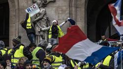Die Gelbwesten-Proteste beeinflussen den Spielbetrieb in der Ligue 1
