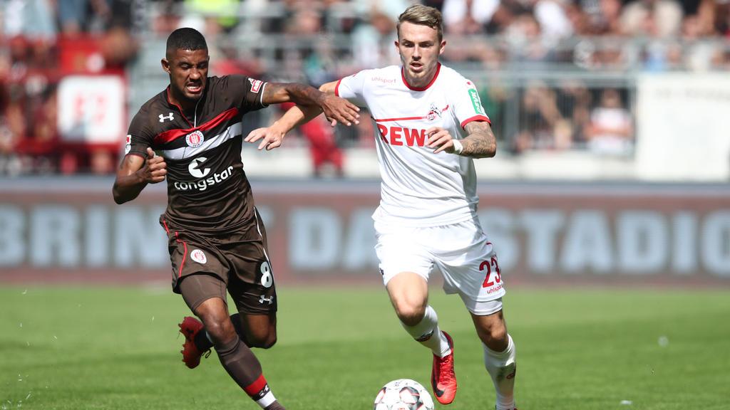 1 Fc Köln Vs Fc St Pauli 2 Bundesliga Im Tv Live Ticker Und Stream