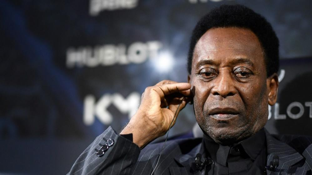 Brasiliens Legende Pelé im Krankenhaus untersucht