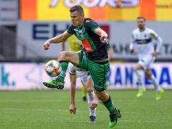 Befreiungsschlag für Wacker Innsbruck mit einem 4:1-Sieg in Altach