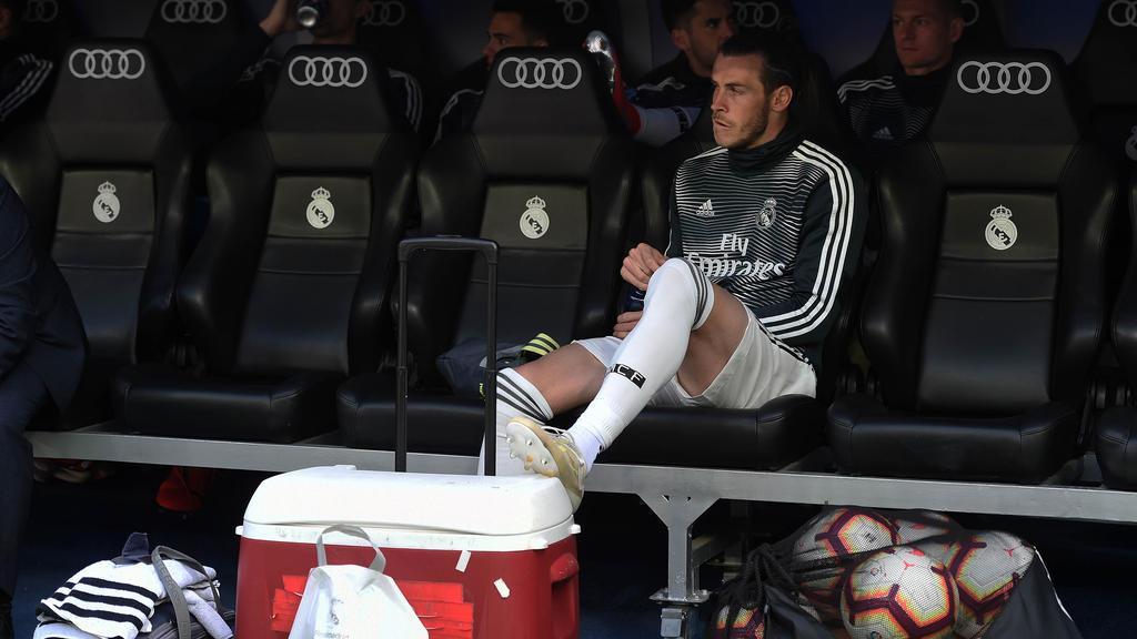 Gareth Bale wurde mit dem FC Bayern in Verbindung gebracht