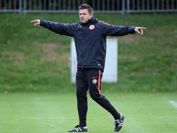 Zlatan Bajramović wird Co-Trainer beim KSC