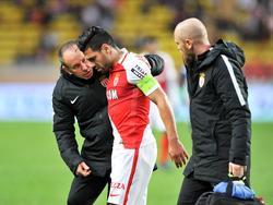 Falcao podría no jugar ante el PSG. (Foto: Getty)