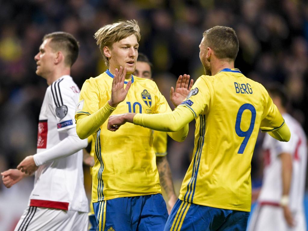 Wm Quali Schweden Schweiz Und Bosnien Siegen