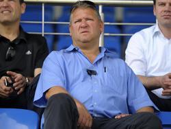 Frank Pagelsdorf sieht den HSV im Aufschwung, aber auch noch Probleme