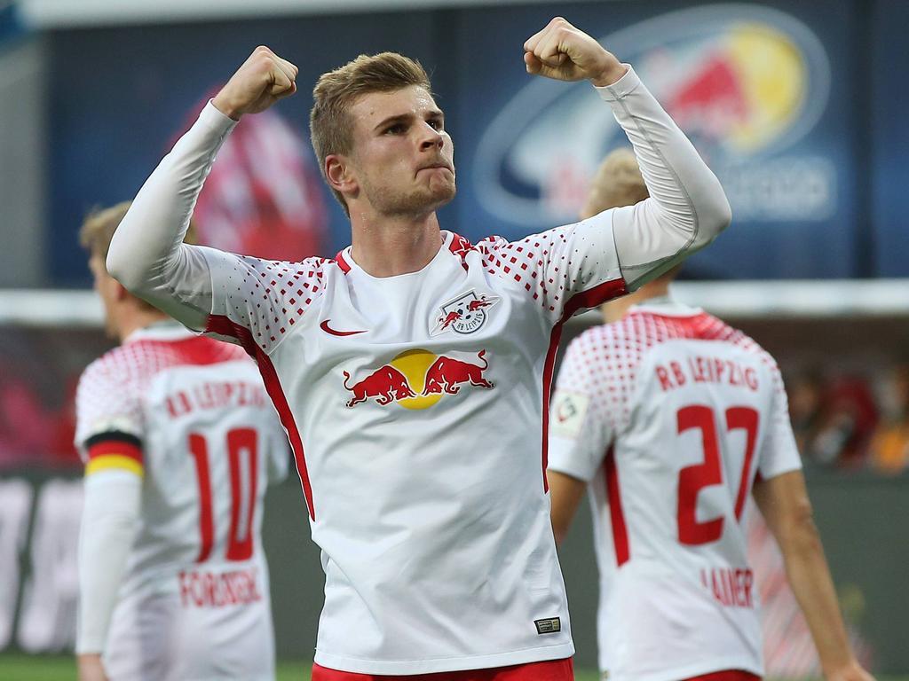 Spielte im September in Topform: Leipzigs Timo Werner