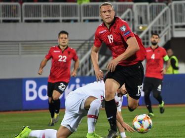 Der albanische Teamstürmer Bekim Balaj erhielt bei Sturm Graz einen Zweijahresvertrag