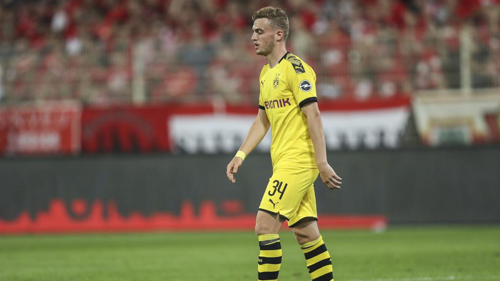 Jacob Bruun Larsen will sich beim BVB durchsetzen
