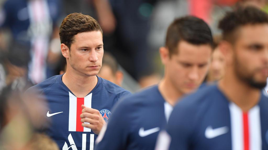 Julian Draxler hat einen mäßigen Saisonstart bei PSG erlebt
