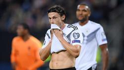 BVB-Verteidiger Nico Schulz fehlt der DFB-Auswahl gegen Nordirland