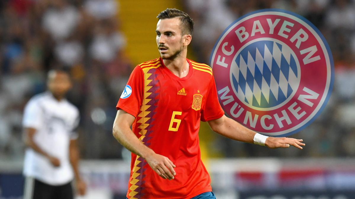 Fabián Ruiz steht angeblich beim FC Bayern auf der Liste