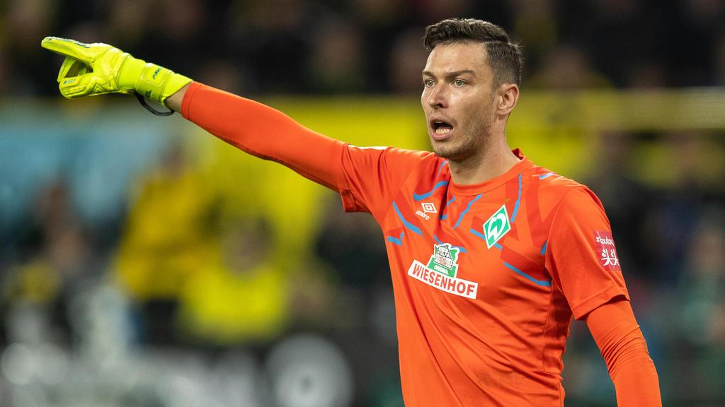 Jiri Pavlenka könnte Werder Bremen verlassen
