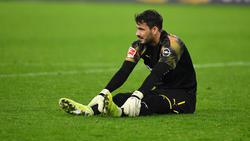 Roman Bürki hat sich gegen Gladbach verletzt