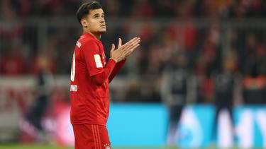 Bleibt Philippe Coutinho über den Sommer hinaus beim FC Bayern?