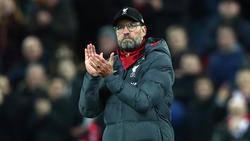 Jürgen Klopp will mit dem FC Liverpool die Klub-WM gewinnen