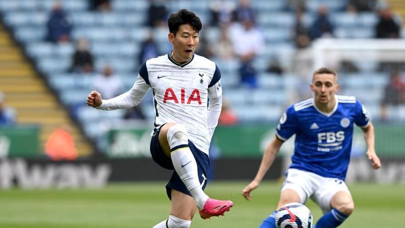 Tottenham setzt weiter auf Heung-Min Son (l.)