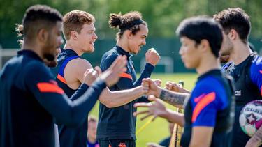 Henrichs, Halstenberg und Poulsen fehlen RB Leipzig in Sandhausen