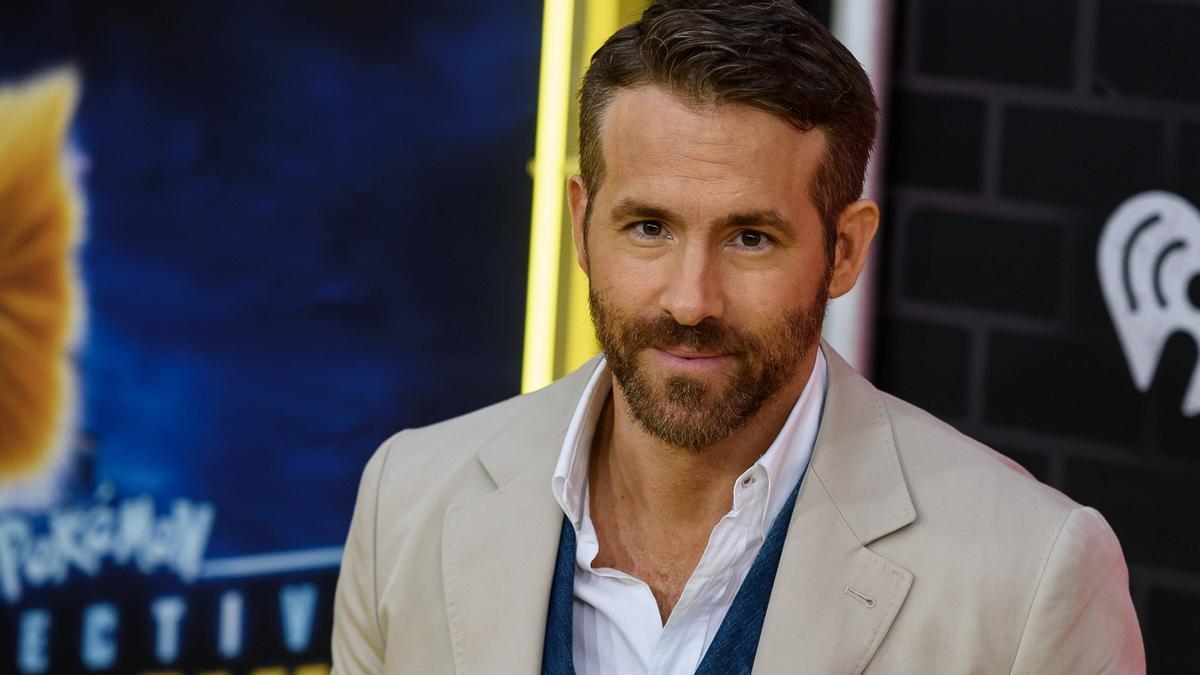 Schauspieler Ryan Reynolds ist Mitbesitzer eines walisischen Fußballclubs