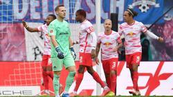 RB Leipzig holt weitere drei Punkte in der Bundesliga