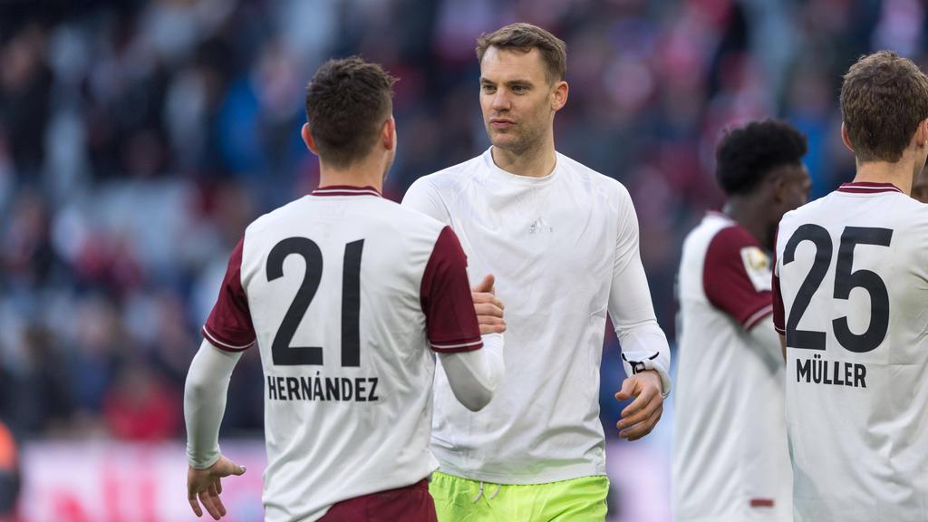Manuel Neuer und die Stars des FC Bayern verzichten auf Gehalt