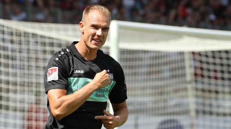 Hat beim VfB Stuttgart einen Vertrag bis Juni 2021: Holger Badstuber
