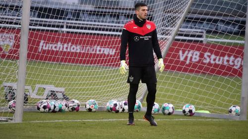 Fabian Bredlow hat in Stuttgart verlängert