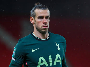 Finstere Miene bei Gareth Bale