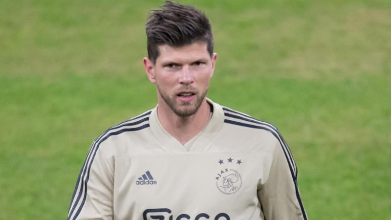 Klaas-Jan Huntelaar ist wieder Schalker