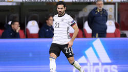 Ilkay Gündogan will sich für das DFB-Team empfehlen