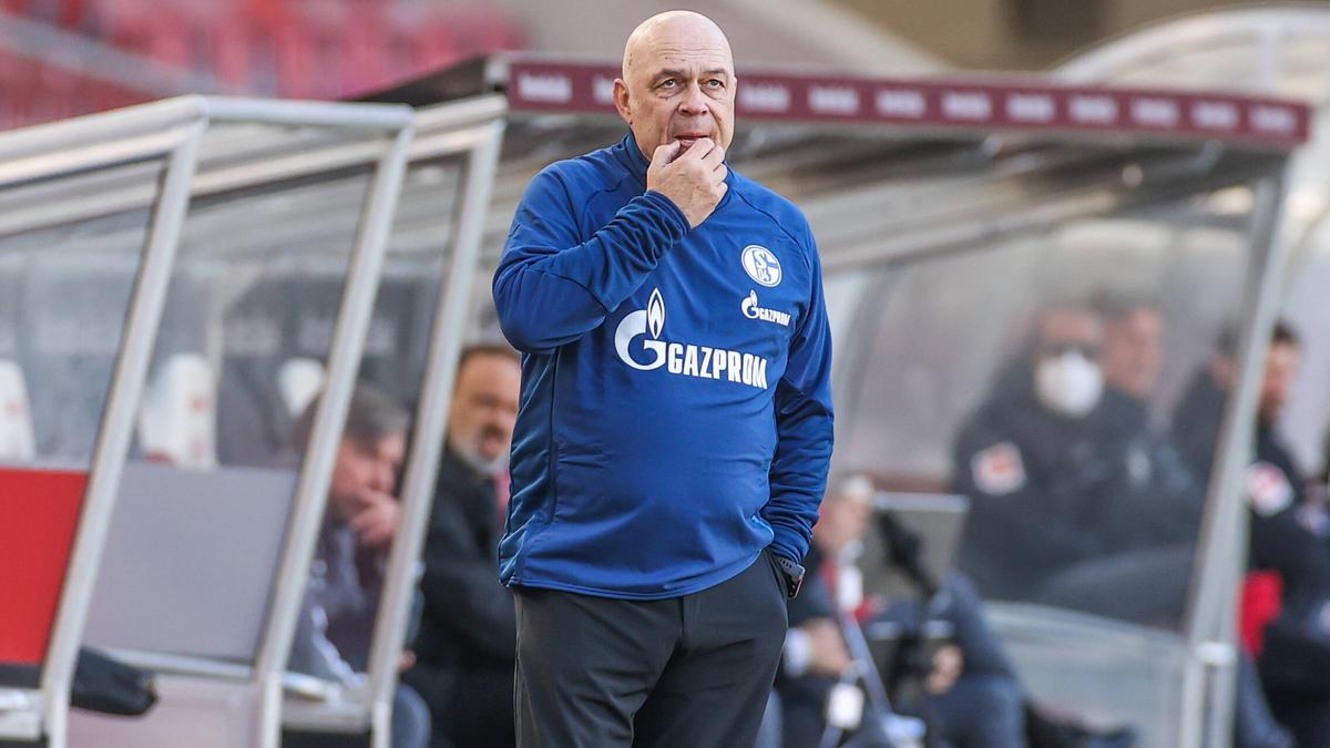 Christian Gross ist nicht mehr Trainer des FC Schalke 04