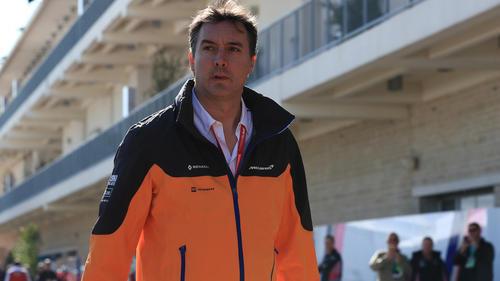 James Key arbeitete schon zwischen 2012 und 2018 für Red Bull