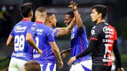 Cruz Azul sigue imparable en el campeonato azteca.