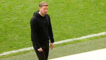 Bremens Trainer Florian Kohfeldt steht unter Druck