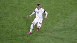 Timo Werner will gegen Portugal zulegen