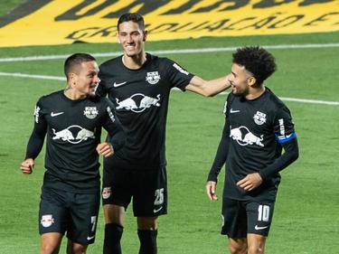 Bragantino ha empezado el ejercico de forma magistral.