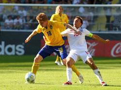 U21-EM 2009: England bezwingt Schweden im Elfmeterschießen