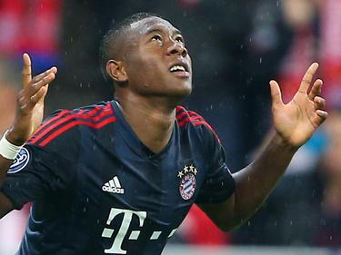 David Alaba is nu een vaste waarde in het elftal van Bayern München.