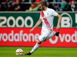 Alejandro Gálvez ist nach seiner Verletzung wieder im Training