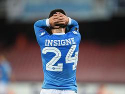 Napoli-Spieler Lorenzo Insigne wurde auf offener Straße beraubt